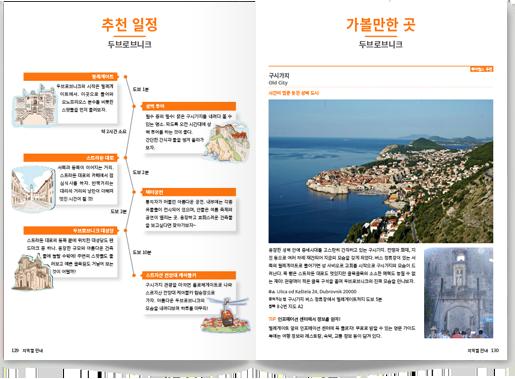 크로아티아 가이드북